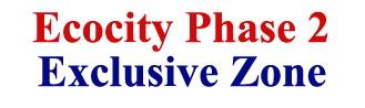Ecocity Exclusive Zone