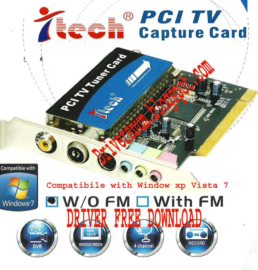 BT878 FUSION 878A MEDIASTREAM CONTROLLER DRIVER DOWNLOAD