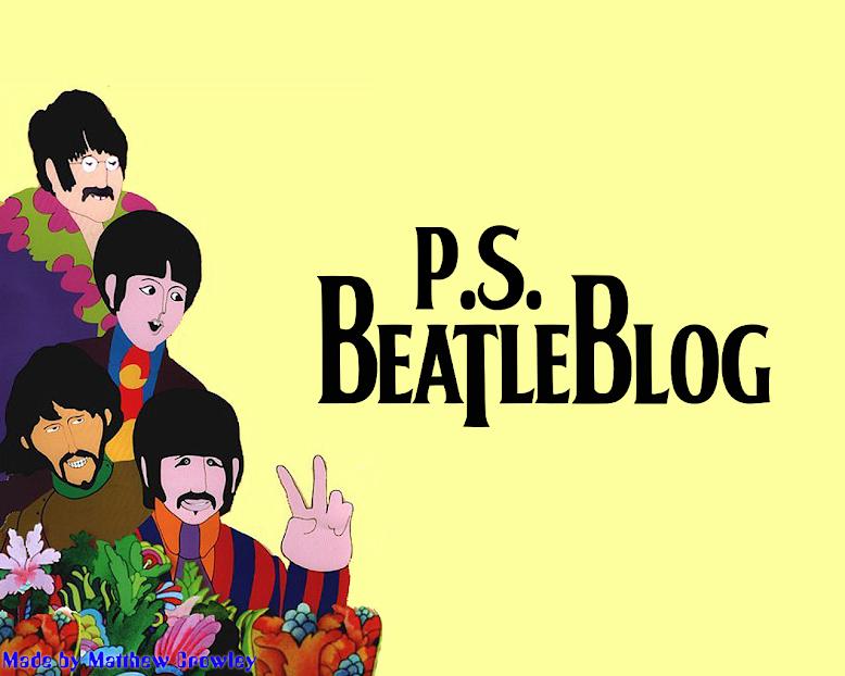 P.S.BeatleBlog