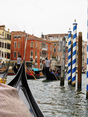 My Venice, Italy Gondola Ride Experience on Vacation