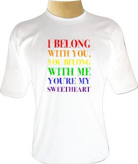 Camiseta The Lumineers
