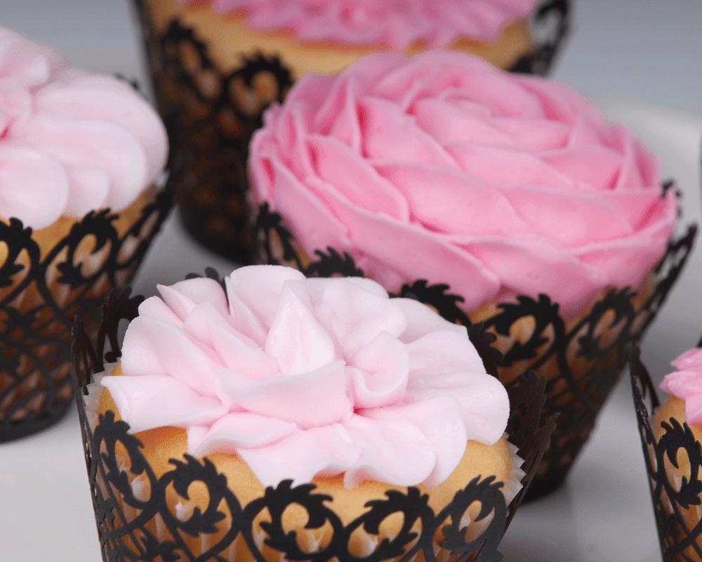 No Sugar Cupcakes