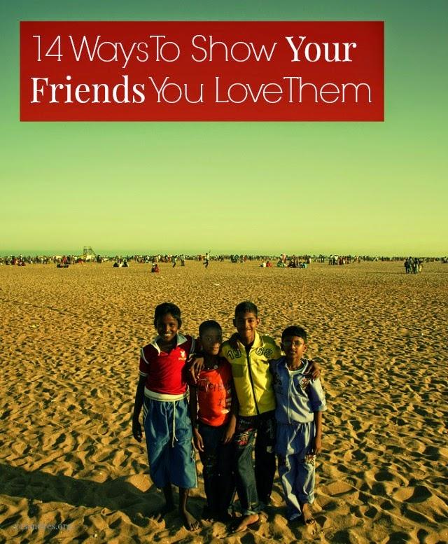 friendship tips