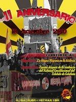 II Aniversario Iberia Cruor