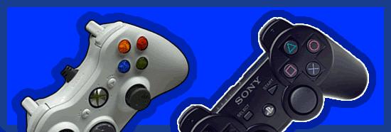 O controle Playstation 3 na Xbox 360