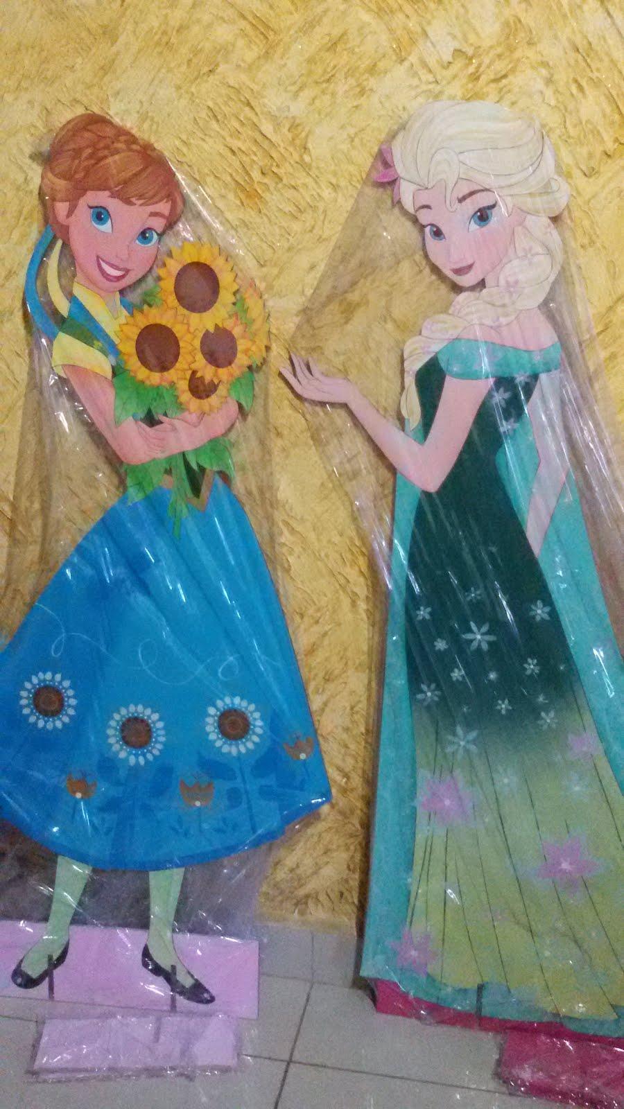 Toten Frozen lindas R$ 150,00 cada com 1.20 de altura