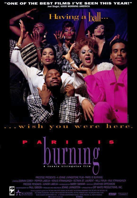Paris%2BIs%2BBurning ... the african american, latino, gay and transgender communities involved ...