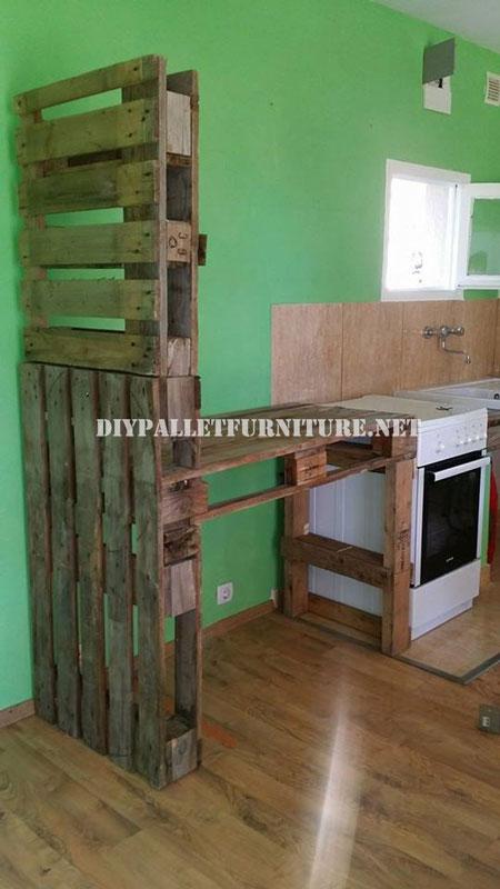 Mueble Para La Cocina Y Separador