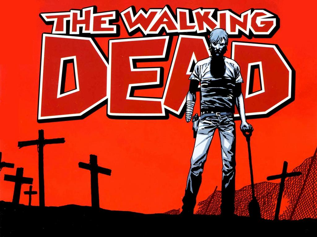 Descargar The Walking Dead comic Español Pdf Digital