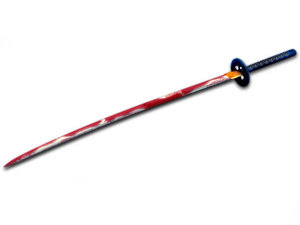 pedang berdarah