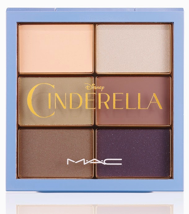 Coleção MAC Cinderela