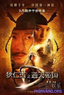 Địch Nhân Kiệt Chi Thông Thiên Đế Quốc - Detective Dee And The Mystery Of The Phantom Flame (2010)
