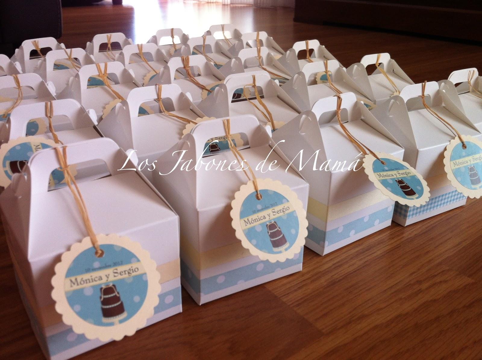 Los jabones de mam detalles de boda cupcakes de jab n - Detalles para los invitados de boda ...