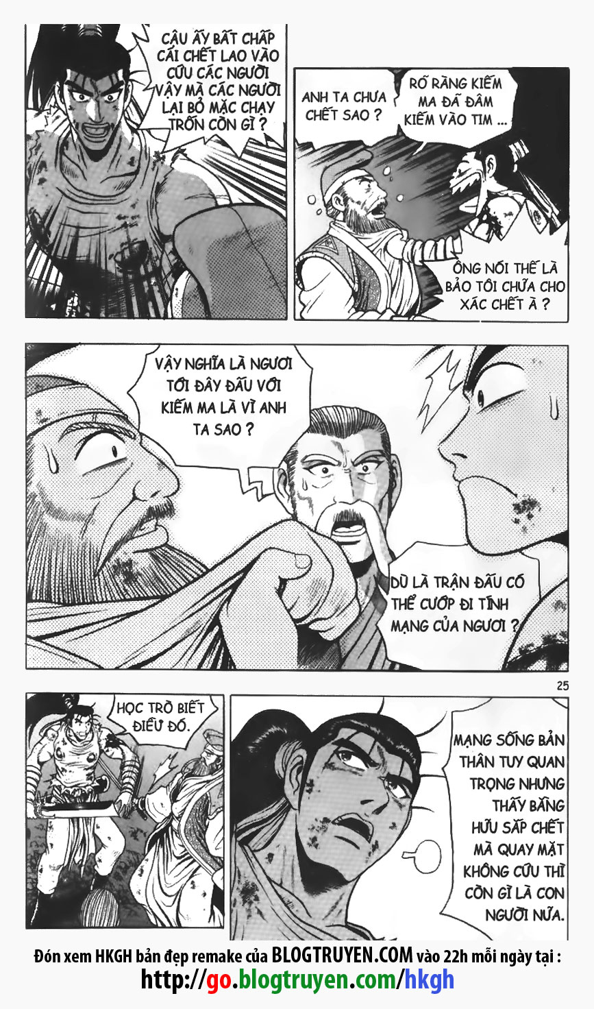Hiệp Khách Giang Hồ chap 111 Trang 9 - Mangak.info