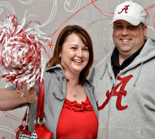 Alabama Football Fans - Roll Tide!