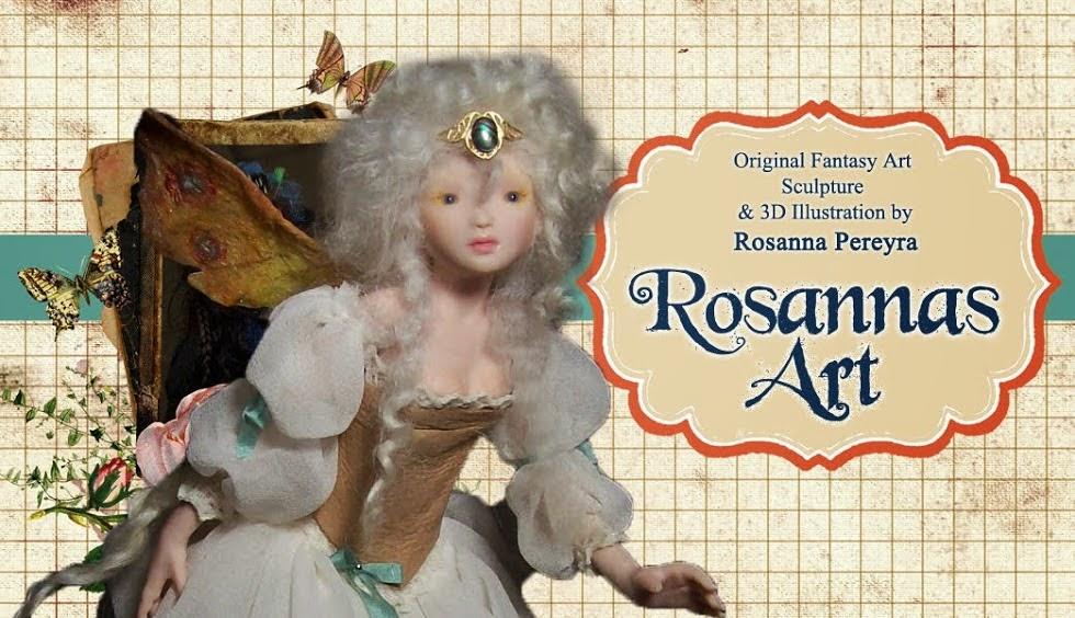 ROSANNA'S ART BLOG