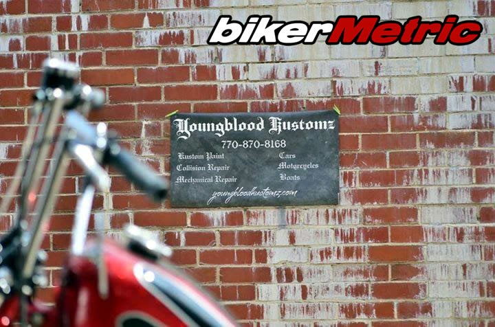 Youngblood Kustomz on bikerMetric