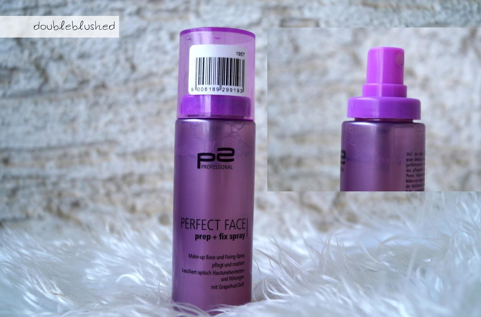 P2 fixing spray