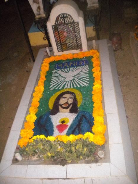 De Muertos in Oaxaca quite