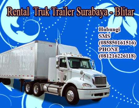Rental  Truk Trailer Surabaya - Blitar