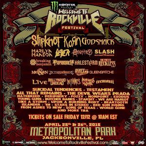 ROCKVILLE FESTIVAL 2015