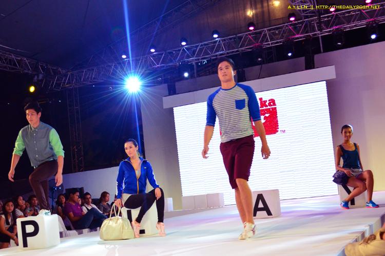 Style Origin 2013 Fashion Show.