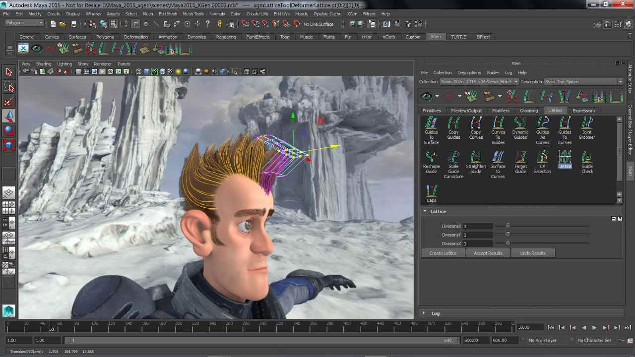 Maya 2015 renderizado