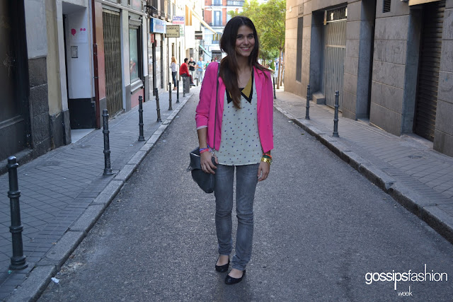 Street style en Gossips Fashion Week