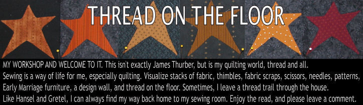Thread on the Floor
