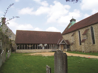 Beaulieu Abbey Church