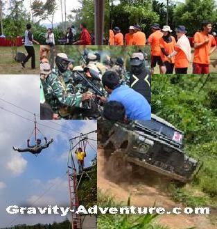 Wisata Outbond Di Lembang Bandung