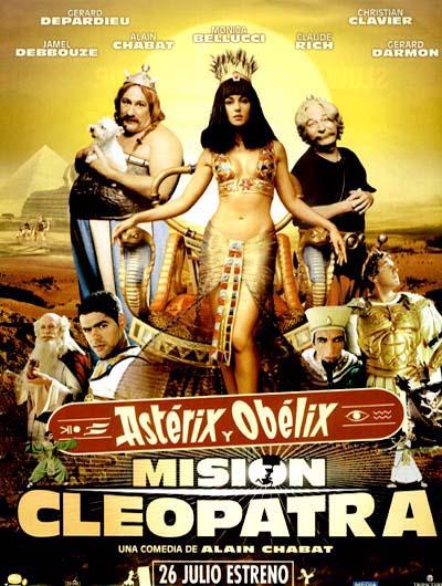 Astérix y Obélix: Misión Cleopatra (2002)