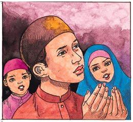taqwa, bertaqwakah, kita, doa, solat, solat, keluarga, muslim