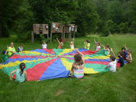 PARACHUTE GAMES