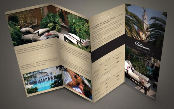 30 Examples of Spa Brochure Designs JayceoYesta – Sample Hotel Brochure