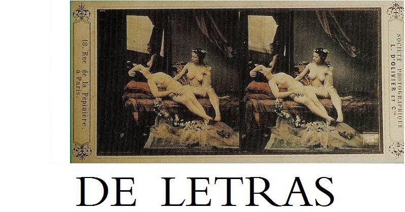 DE LETRAS