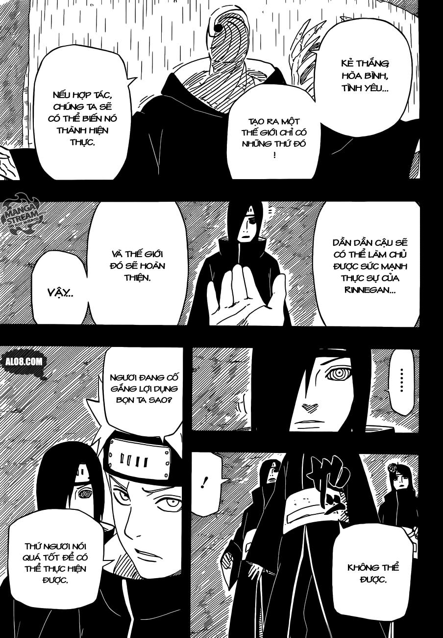 Naruto chap 607 Trang 3 - Mangak.info