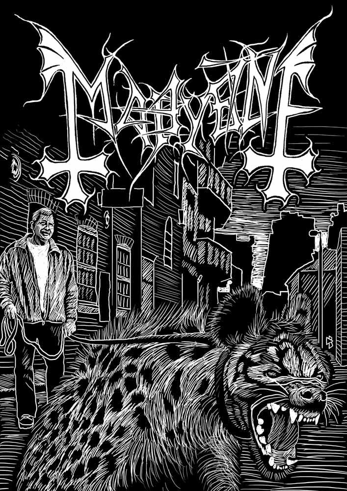 Mayhem Cover Metal covers
