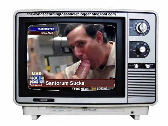 Rick Santorum Sucks