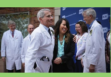 La enfermera estadounidense Nina Pham supera el ébola