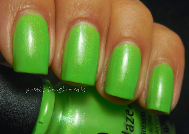 China Glaze Entourage