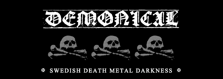 DEMONICAL LIVE AND TOUR BLOG