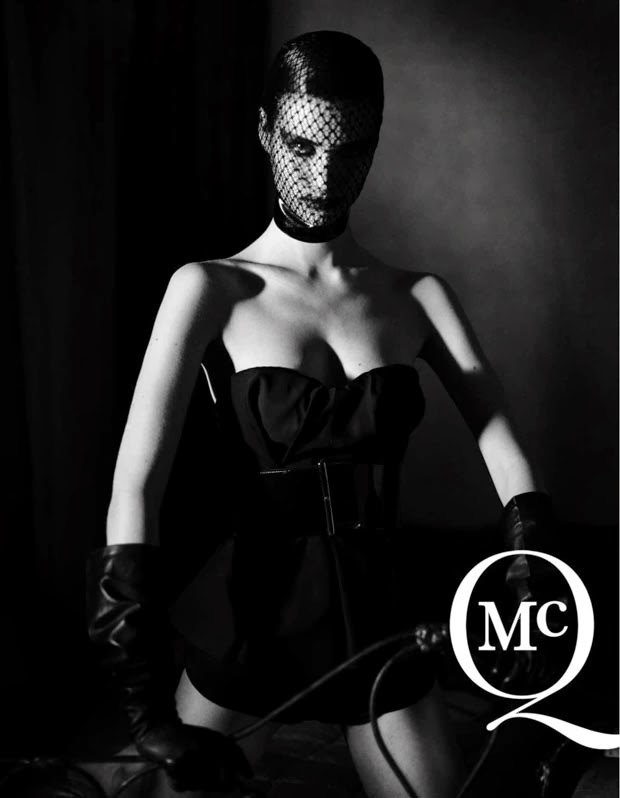 Fetish Fashion - Alexander McQueen : Spring 2013 Campaign