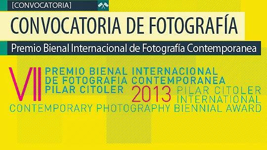 Premio Bienal Internacional de Fotografía Contemporánea.