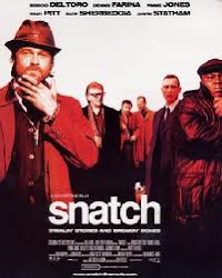 snatch by guy ritchie Available in: dvd from the man who brought you lock, stock and two smoking barrels comes this hilarious and hyper-stylized gangster opus focusing.