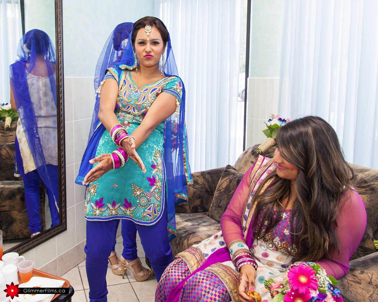 Bhupinder & Gurvina - Asian Wedding Ideas