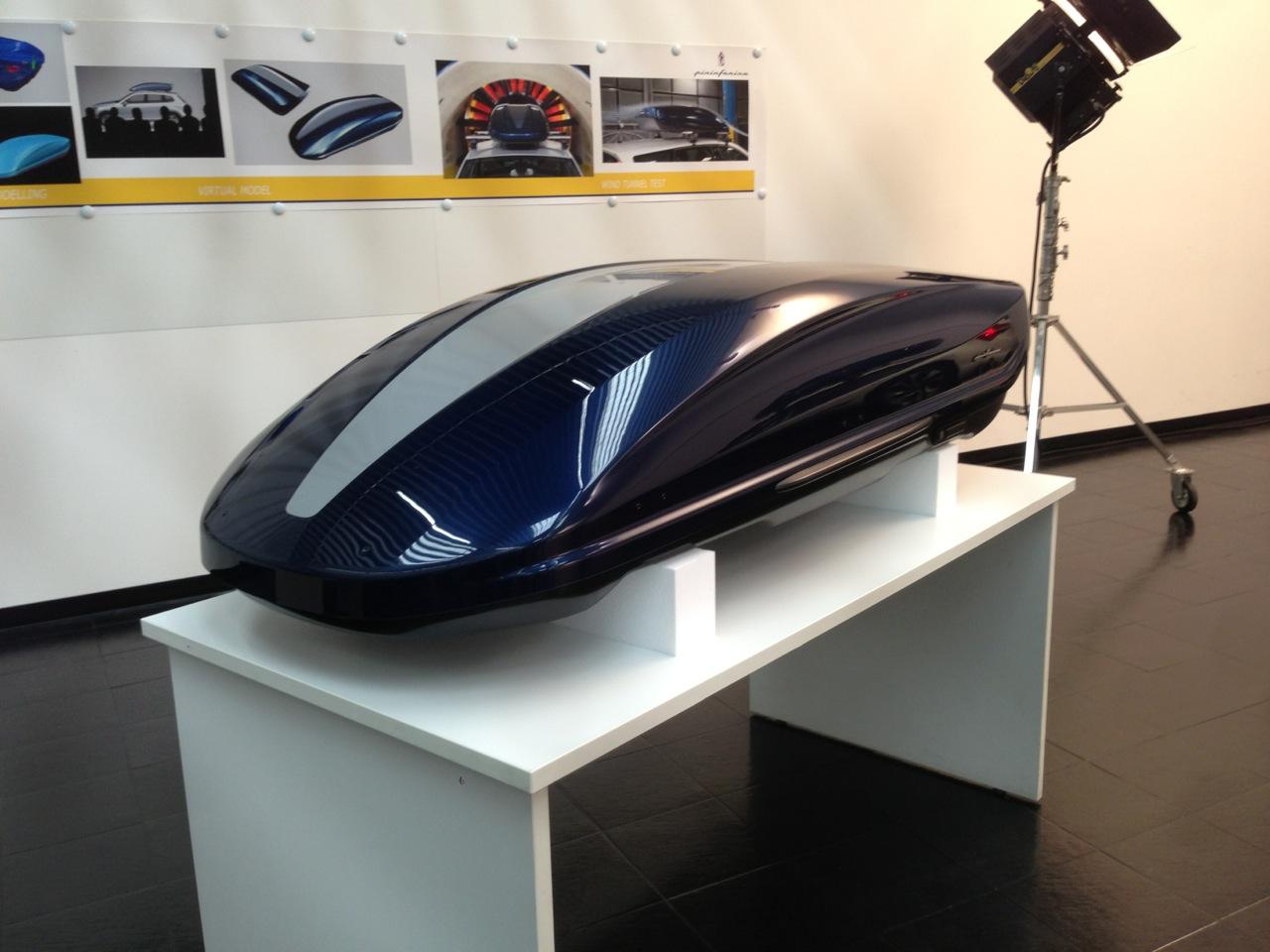 voiture du futur norauto cx air un coffre de toit. Black Bedroom Furniture Sets. Home Design Ideas