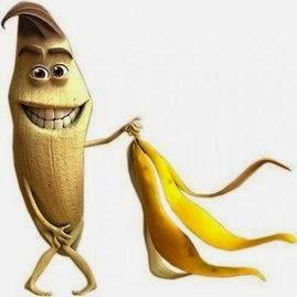 Kulit pisang Bisa Mengobati Luka Bakar