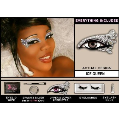 Sexy Bollywood Eye Makeup Ideas for Prom 2009/2010 - Yahoo! Voices