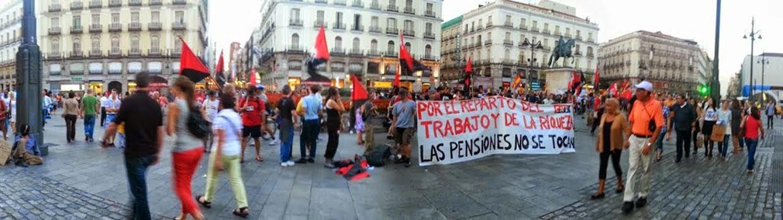 Contra la Reforma de las Pensiones